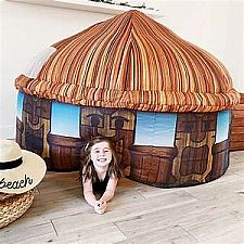 Tiki Hut Airfort