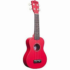 Dark Red Ukulele