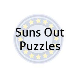 Suns Out Puzzles