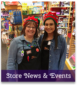 2 Store Events
